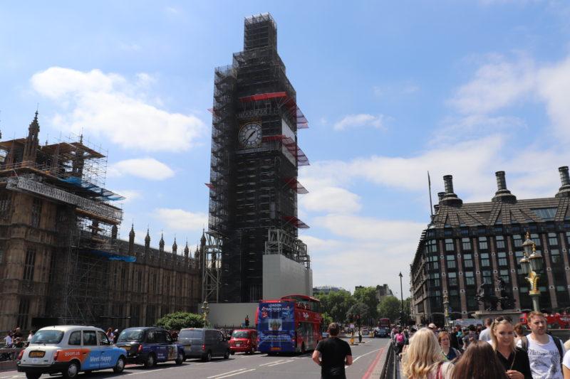 City Break Londra Big Ben