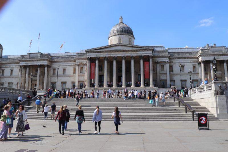 City Break Londra Trafalgar Square