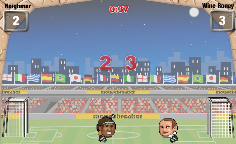 Jocuri online cu fotbal
