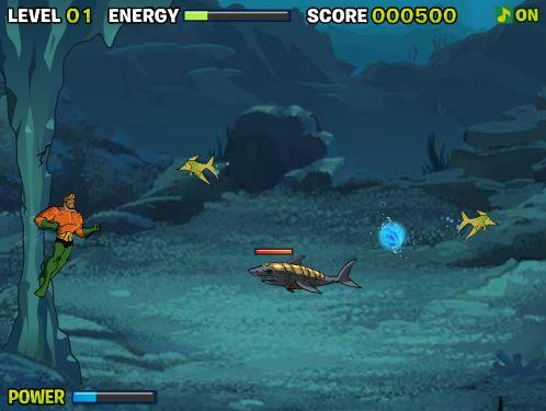 Jocuri online cu rechini