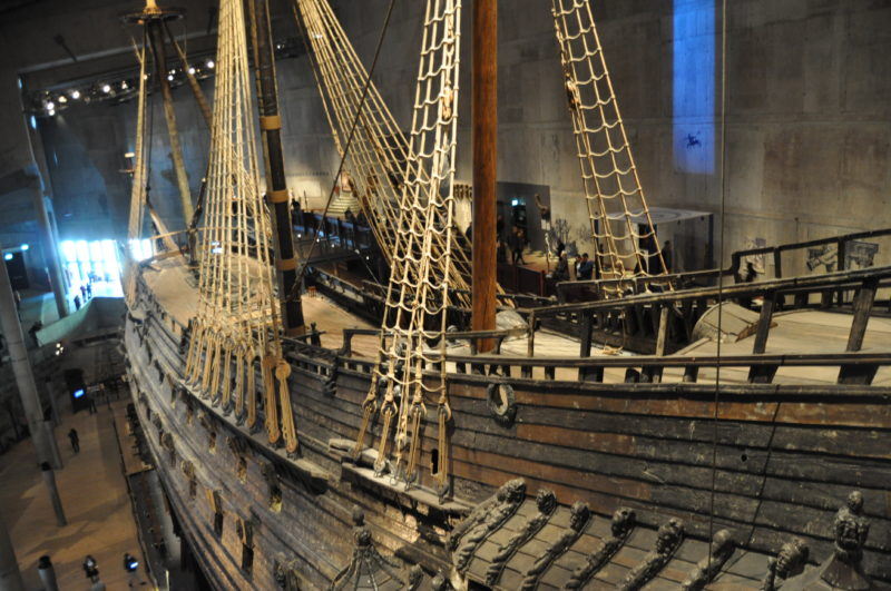 City Break Stockholm Vasa Museum