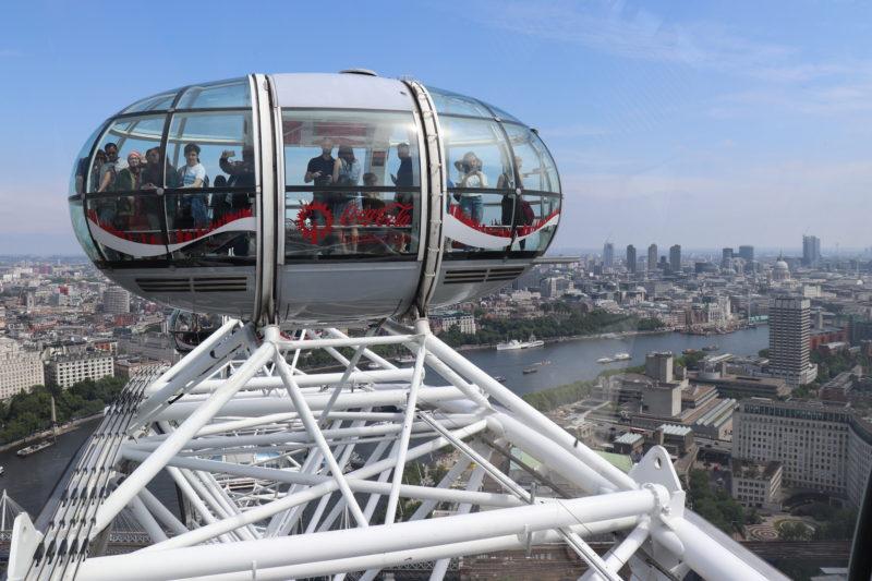 Cirt Break Londra London Eye