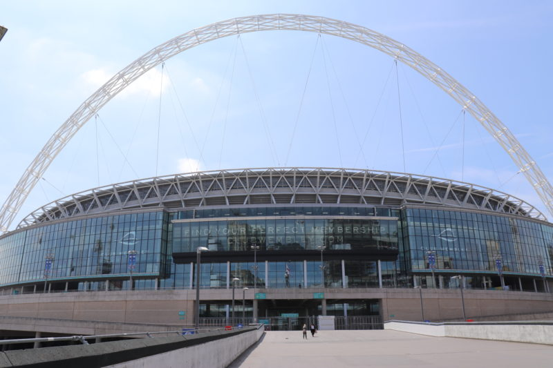 City Break Londra Wembley