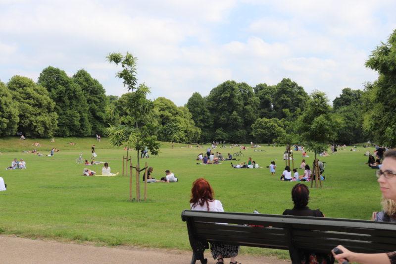 City Break Londra Hyde Park