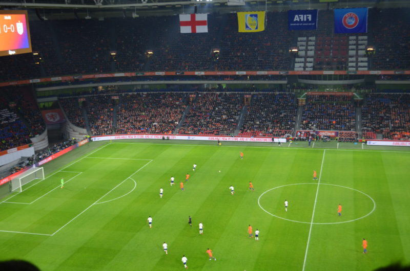 City Break Amsterdam Amsterdam Arena