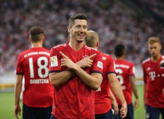 Robert Lewandowski, jucător Bayern Munchen