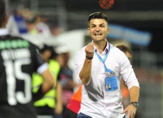 Florin Bratu, antrenor Dinamo, Liga 1, Romania