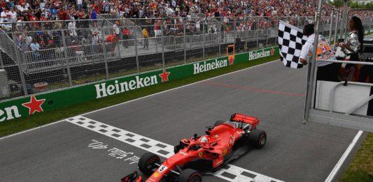 Sebastian Vettel, Ferrari - Formula 1