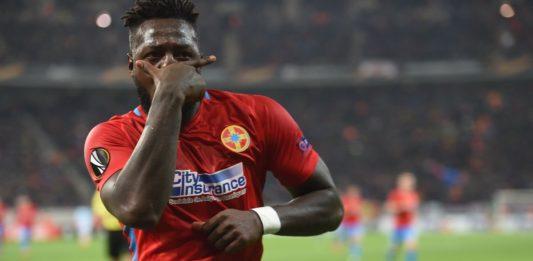 Harlem Gnohere, jucător FCSB, România, Liga 1