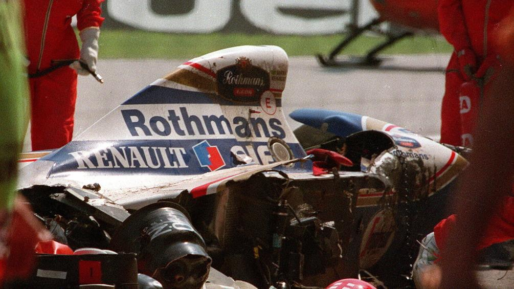 accident ayrton senna