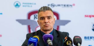 Daniel Pancu antrenor la Rapid