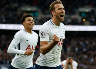 Harry Kane, jucatorTottenham