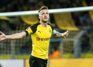 Marca Reus, jucator Borussia Dortmund