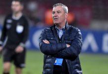 Mircea Rednic, antrenor la Dinamo
