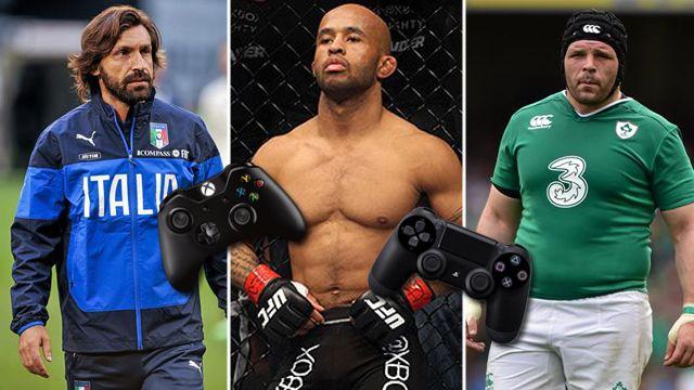 Sportivi jocuri
