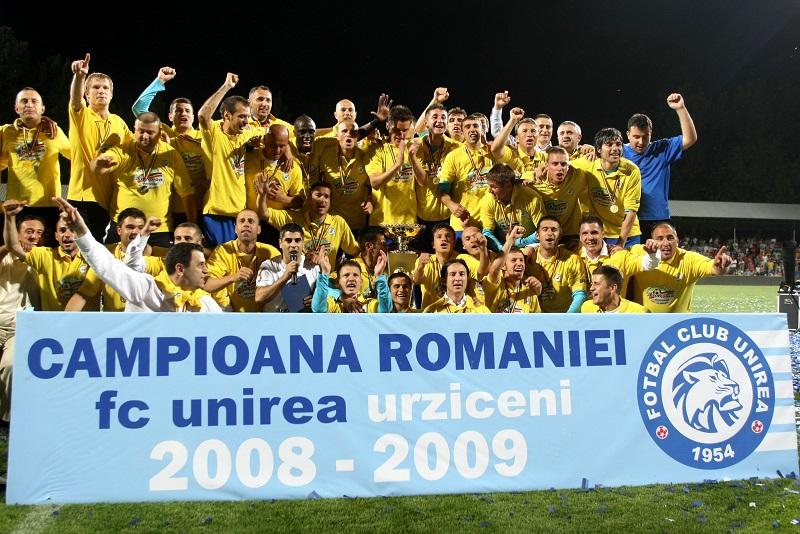 Unirea Urziceni sezonul 2008-2009