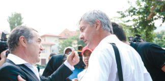 Cristiano Bergodi, Gigi Becali