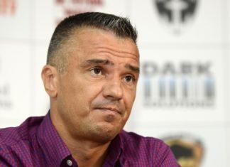 Daniel Pancu, antrenor Rapid