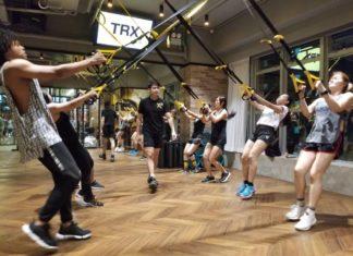 Cele mai eficiente exerciții cu TRX pentru un antrenament complet