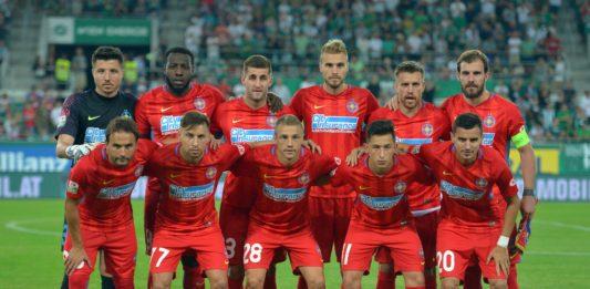 Teixeira, Gnohere, Moruțan, Bălașa, Planic, Pintilii, Benzar, jucători la FCSB, în Liga I