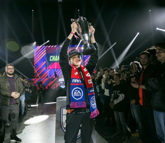 Donovan 'Tekkz' Hunt, cel mai bun jucător de FIFA 19 din lume