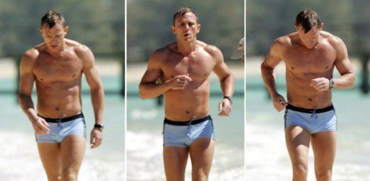 Planul de antrenament și dieta lui Daniel Craig pentru rolul din Casino Royale