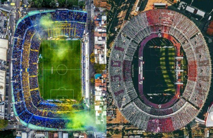 Boca Juniors - River Plate, Superclasico