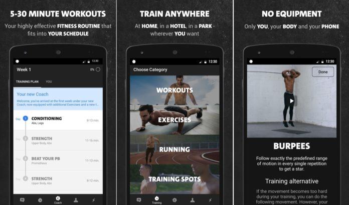 Topul celor mai utile aplicații de fitness pentru iOS și Android