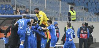 Universitatea Craiova, echipă în Liga I, România