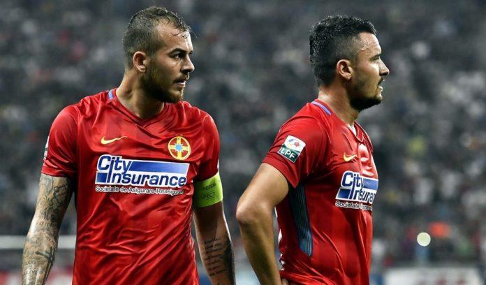 Alibec, Budescu, jucători la FCSB, în Liga I