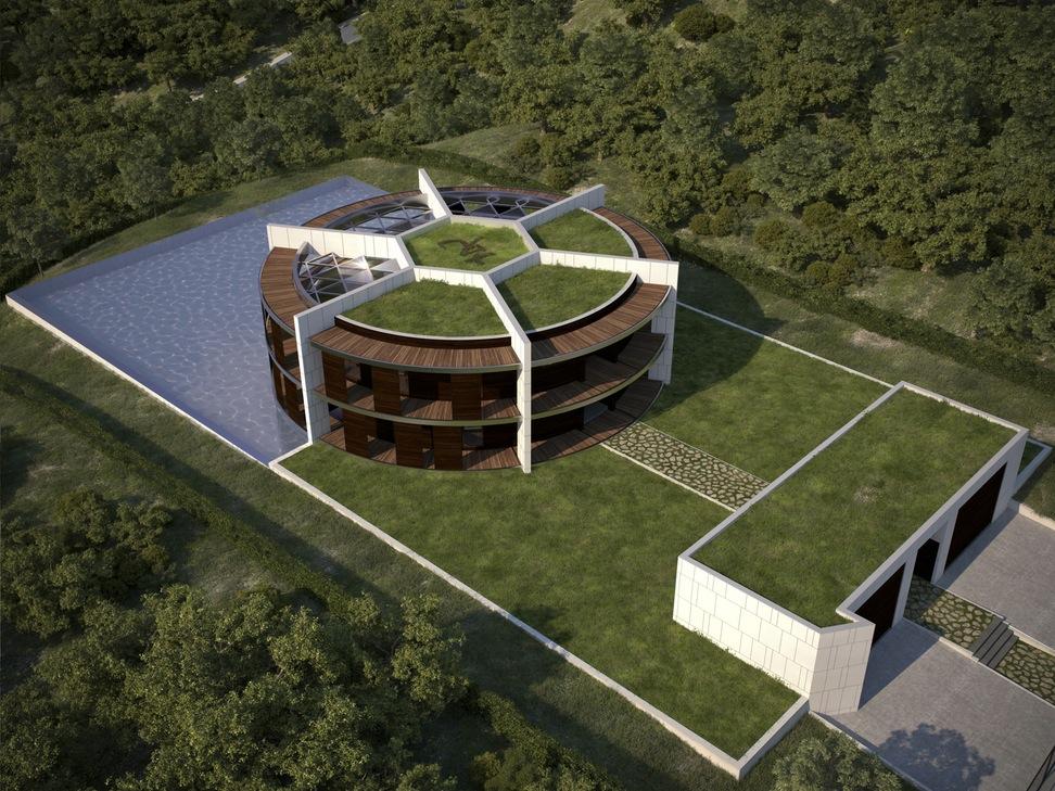 Casa lui Lionel Messi