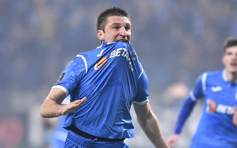 Andrei Cristea a fost imprumutat la Poli Iasi - Fotbal ...   Andrei Cristea