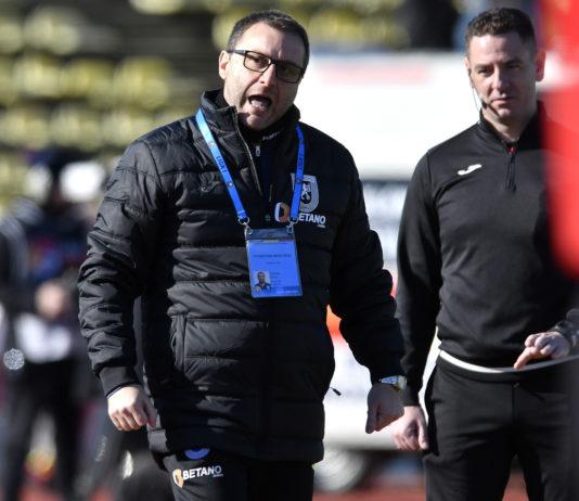 Devis Mangia, antrenor la Universitatea Craiova, în Liga I