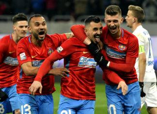 Junior Morais, Florin Tănase, Ioan Hora, jucători la FCSB, în Liga I