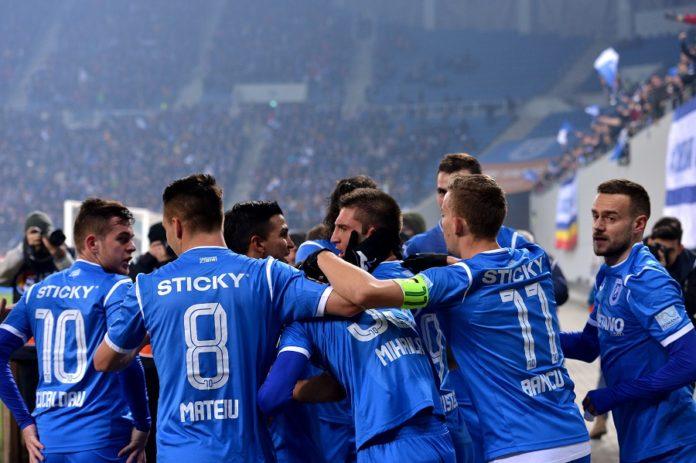 U Craiova, Liga 1