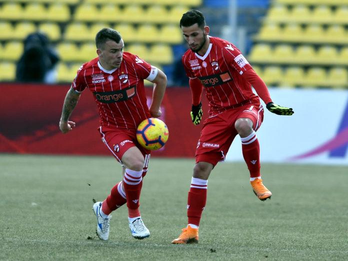Aliji, Nistor, jucători la Dinamo, în Liga I