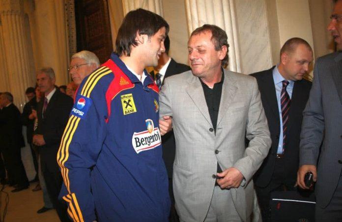 Cristi Chivu si Ilie Balaci