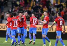 FCSB, echipă în Liga I, în România