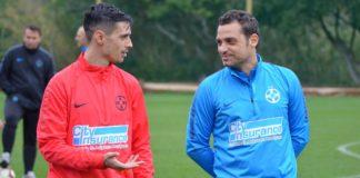 Adrian Stoian, Mihai Teja, la FCSB, în Liga I