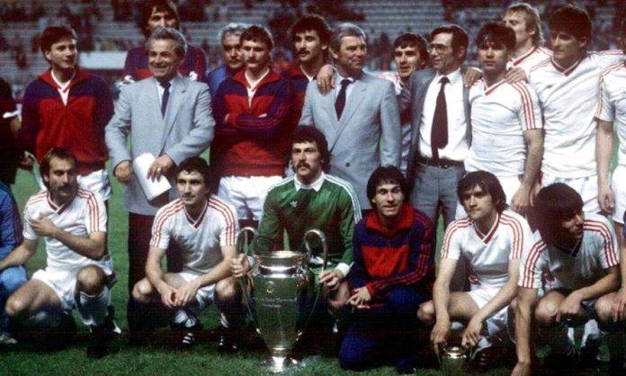 Steaua 1986