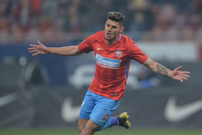 Florinel Coman, jucător la FCSB, în Liga I