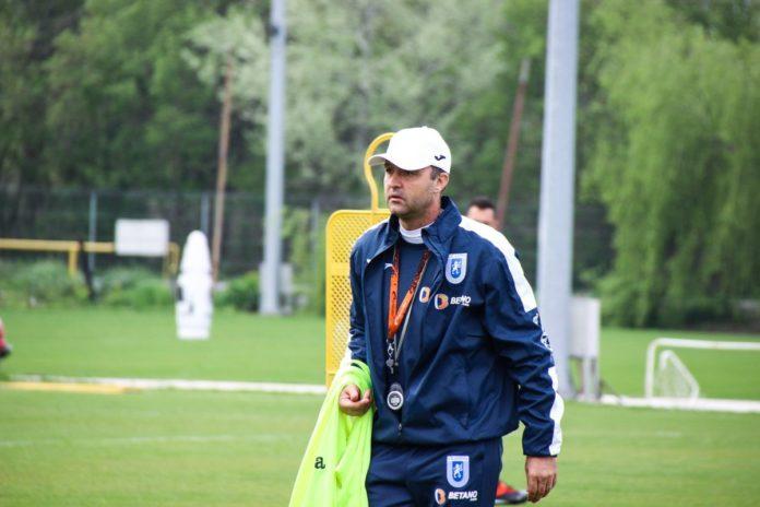 Corneliu Papură, antrenor la Universitatea Craiova, în Liga I