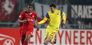 Raul Rusescu, jucător la FCSB, în Liga I
